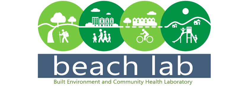 Built Environment and Community Health (BEACH) Laboratory